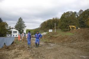 Razvoj vodno-komunalne infrastrukture Nova Gradiška Studeni 1